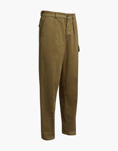 Belstaff - Larne Trousers - £215 €225 $275 - Moss Green - 71100334C71N037920076-jpg
