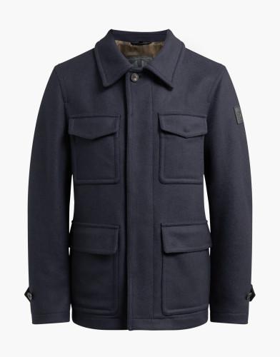 Belstaff - Chatterford Coat - £650 €695 $850 - Ink Blue -  71050429C77N017380016-jpg