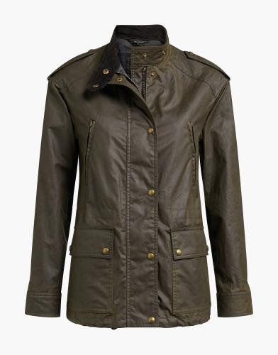 Belstaff - Fairclough Jacket - £575 €595 $695 - Faded Olive - 72050455C61N015820015-jpg