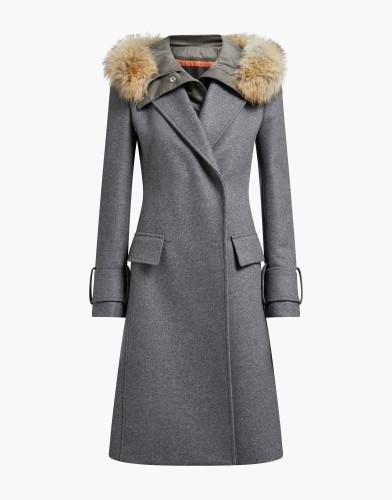 Belstaff - Firdale with Fur - £995 €1095 $1395 - Mid Grey - 72010319C77N017390010-jpg