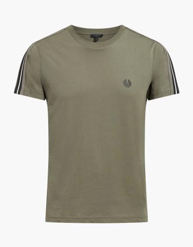 Belstaff - Seddon T-Shirt - £80 €85 $95 - Green Smoke - 71140212J61A006720107-jpg