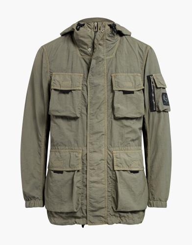 Belstaff - Pallington Jacket - £595 €650 $795 - Green Smoke - 71030146C50A052920107-jpg
