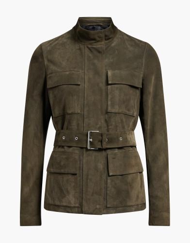 Belstaff - Almington Jacket - £1095 €1195 $1495 - Green Smoke - 72050458L81N064820107-jpg