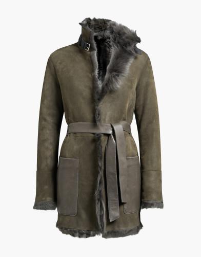Belstaff - Borrowdale Coat - £2395 €2595 $2995 -Moss Green - 72050459L81N040020076-jpg