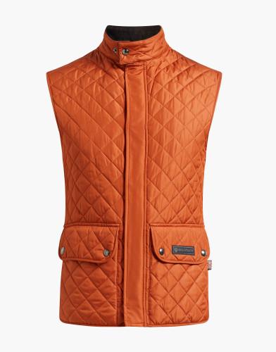 Belstaff - Waistcoat - £195 €225 $295 - Bright Tamarind - 71080002C50R019270032-jpg