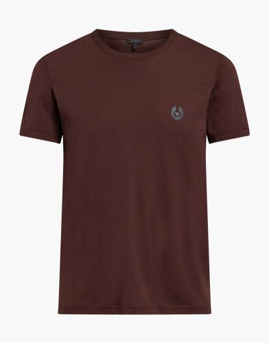 Belstaff - Monksford T-Shirt - £60 €65 $80 -Dark Amarone - 71140211J61A006750044-jpg