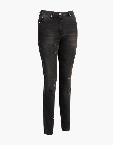 Belstaff - Maryon Paint Splash Jeans - £225 €250 $325 - Black - 72100315D64C004590000-jpg