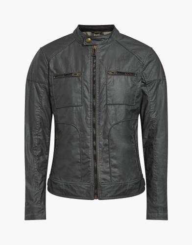 Belstaff - Weybridge 2017 Jacket - £550 €595 $695 - Winward Grey - 71020488C61N01589009856422-jpg