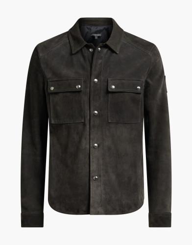 Belstaff - Malyon Jacket - £695 €795 $995 - Rustic Moss - 71120177L81N064820105-jpg