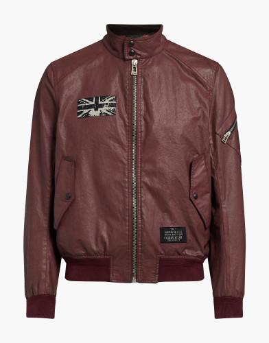 Belstaff - Ashburham Jacket - £495 €550 $650 - Rectory Red - 71020680C61A041050046-jpg