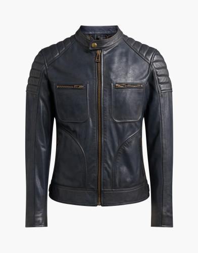 Belstaff - Weybridge Jacket - £1250 €1395 $1695 - Deep Navy - 71020506L81N034780130-jpg
