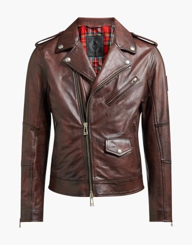 Belstaff - Sidmouth Jacket - £1350 €1495 $1895 - Rectory Red - 71020639L81G034750046-jpg