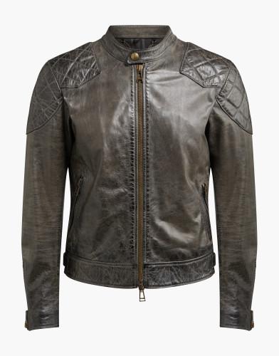 Belstaff - Outlaw Jacket - £1350 €1495 $1895 - Rustic Moss - 71020305L81N034720105-jpg