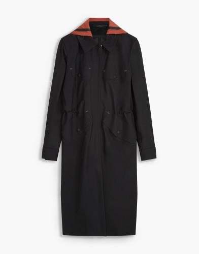 Belstaff Origins Women – Venturer Coat –  £625 €695 $825 ¥109000 – Black72030120C50N048490000-jpg