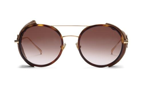 Belstaff Eyewear – Pinner  – £395 €440 $500 – Gold-jpg