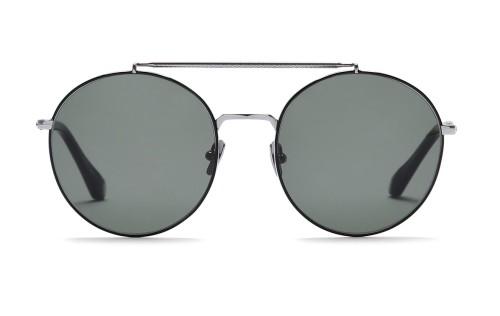 Belstaff Eyewear – Statham – £350 €390 $450 – Silver Black-jpg