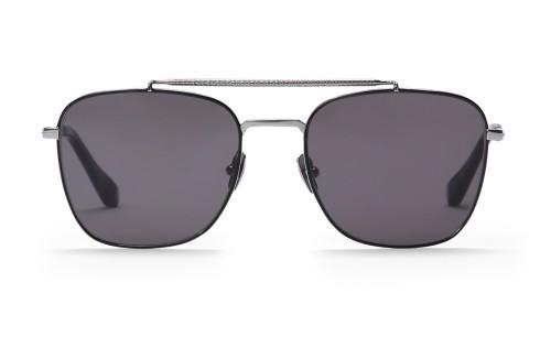 Belstaff Eyewear – Beckford – £350 €390 $450 – Silver Black-jpg
