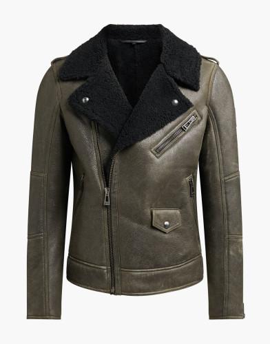 Belstaff – Rumford Jacket – £2195 €2295 $2695 ¥385000 – Dark Green – R71020658L81N059420058-jpg