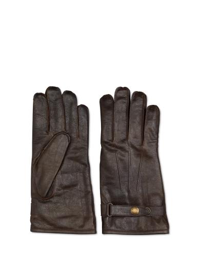 Belstaff – Heyford Gloves – £135 €165 $195 ¥27000 – Black Brown – 75690027L81N060290023-jpg