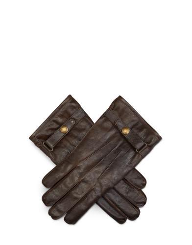 Belstaff – Heyford Gloves – £135 €165 $195 ¥27000 – Black Brown – i -75690027L81N060290023-jpg