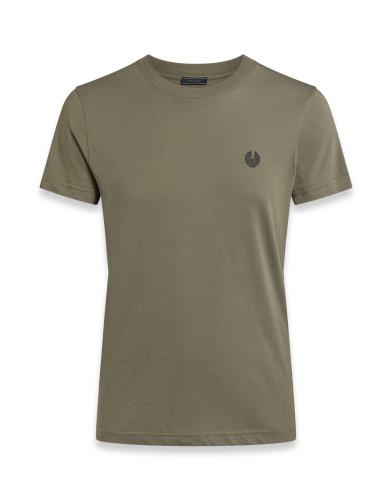 Belstaff – Monksford T-Shirt – £60 €65 $80 ¥11000 –  Green Smoke – 71140211J61A006720107-jpg