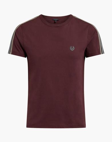Belstaff – Seddon T-Shirt – £80 €85 $95 ¥15000 – Dark Amarone – 71140208J61A005450044-jpg