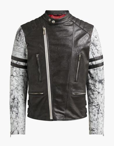 Belstaff – Ennis Jacket – £1350 €1495 $1895 ¥251000 – Black White – 71020657L81F034709100-jpg