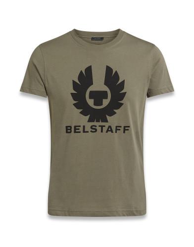 Belstaff – Cranstone T-Shirt – £60 €65 $80 ¥11000 – Green Smoke – 71140202J61A006720107-jpg