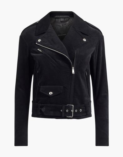Belstaff – Langtry Jacket – £475 €495 $650 ¥83000 – Black -72050454C71N037490000-jpg