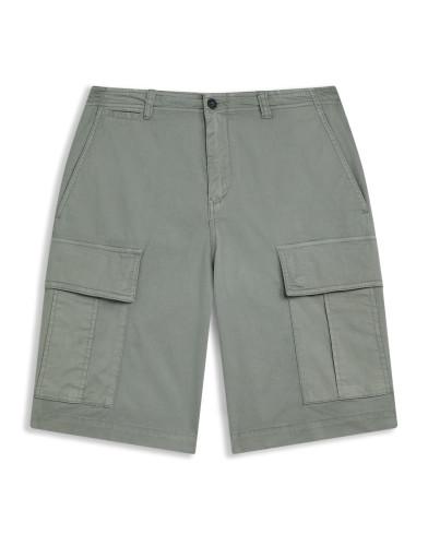 Belstaff – Emerson Shorts - £175 €195 $250 ¥29000 – Agate Green – 71100361C71B036420113-jpg