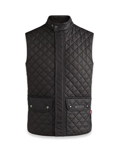 Belstaff – Waistcoat – £195 €225 $295 ¥40000 – Black – 71080002C50R019290000-jpg