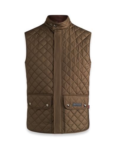 Belstaff – Waistcoat – £195 €225 $295 ¥34000 – Faded Olive – 71080002C50R019220015-jpg