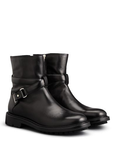 Belstaff – Rider Boots – £495 €550 $675 – Black –  55077851299L81N056590000-jpg