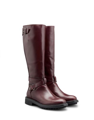 Belstaff – Riders Boots 2-0 – £775 €795 $825 – Bordeaux -77851328L81N059815-jpg