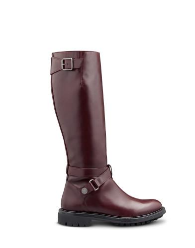 Belstaff – Riders Boots 2-0 – £775 €795 $825 – Bordeaux -77851328L81N059815ALT1-jpg