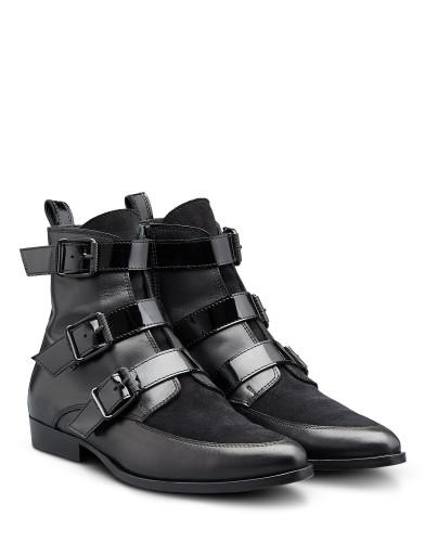 Belstaff – Talton Boots – £450 €550 $625 – Black -77851322L81A066890000-jpg