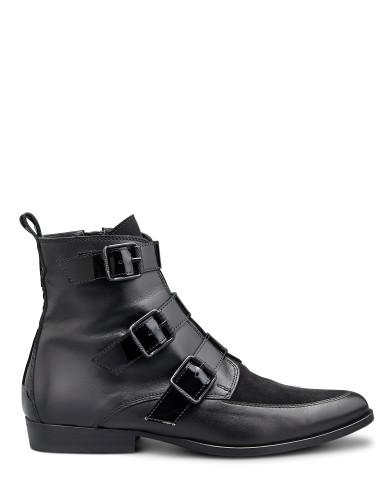 Belstaff – Talton Boots – £450 €550 $625 – Black -77851322L81A066890000ALT1-jpg