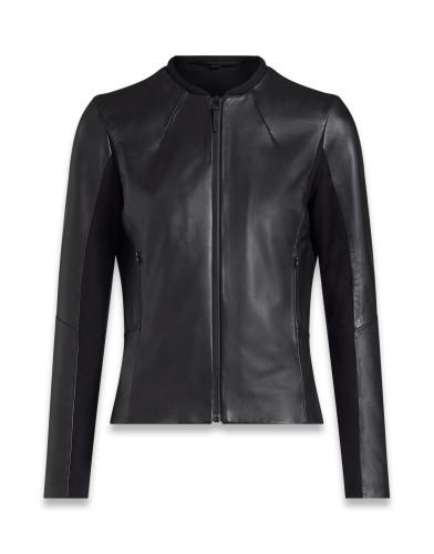 Belstaff x McLaren - Women's Hero Driving Leather Jacket McLaren – MXB950-S101 – 1195 1295 1595 195000 – Black – 72020385L81N061990000-jpg