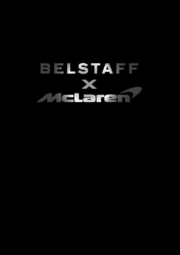 Belstaff X McLaren Look Book -pdf