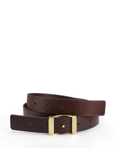 Belstaff x Bill Amberg – Scotts Belt – £150 €160 $190 ¥25000 –  Dark Brown – 75600020L81N071860018-jpg