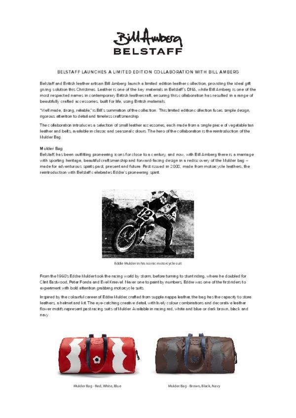 Bill AmbergPress Release-pdf