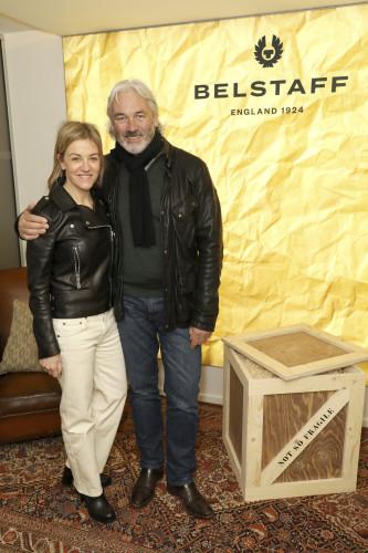 Belstaff AW19 – Helen Wright CEO  Robin Hutson-JPG