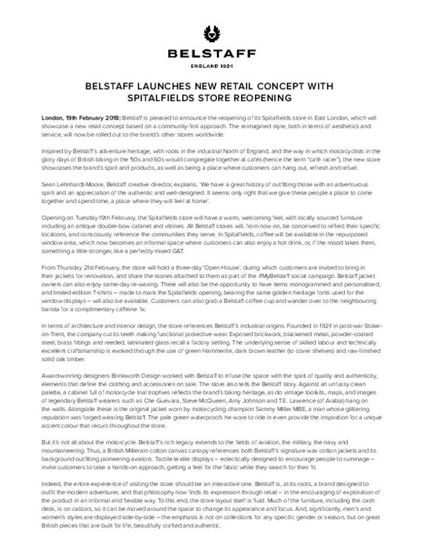 Belstaff Spitalfields Press Release-pdf